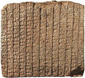 Traité entre Ebla et Abarsal